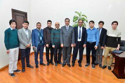 Əfqanıstan universitetinin nümayəndələri BANM-da