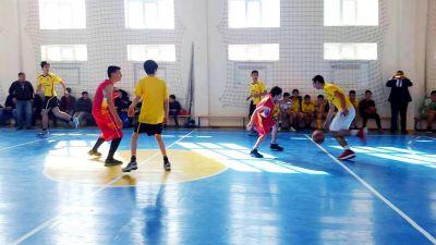 Basketbol turniri başa çatıb - FOTO