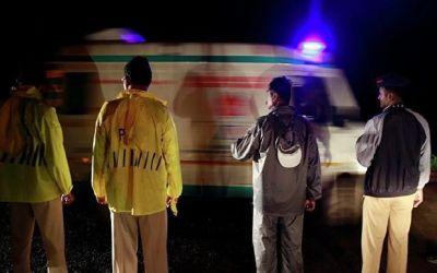 Тяжелое ДТП в Индии, есть погибшие