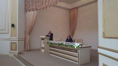 Goranboyda seminar-müşavirə keçirilib - FOTO