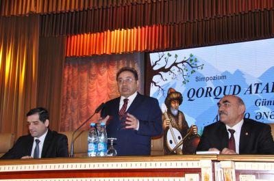 В БГУ прошел симпозиум «От Ата Горгуда до ашугских традиций современности»