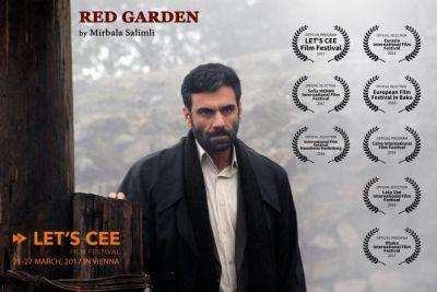 """""""Qırmızı bağ"""" filmi Avstriya müsabiqəsində"""