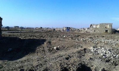 В селе Джоджуг Марджанлы выдают документы на жилые дома