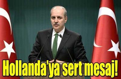 Türkiyə Hollandiyaya qarşı tədbirləri sərtləşdirir