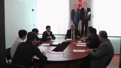 Əli Kərimlinin qohumları YAP-a üzv oldular SƏS TV