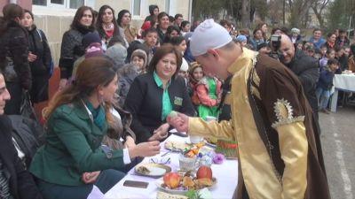 Ağstafada Novruz şənliyi keçirilib