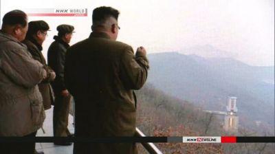 Şimali Koreya raket sınağı keçirib