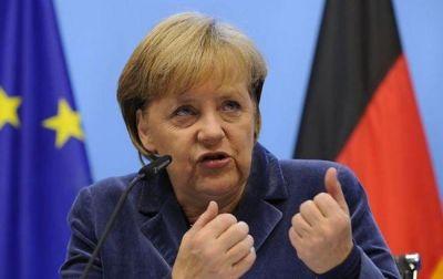 """Merkeldən Türkiyə açıqlaması: """"Buna son verin"""""""