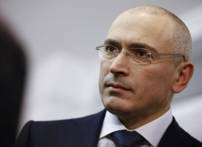 """Xodorkovski: """"Rusiyanı daxildə lazımsız münaqişələrdən çəkindirmək olar"""""""