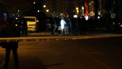 Türkiyədə silahlı atışma: 2 nəfər ölüb