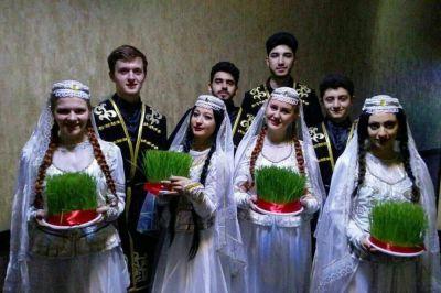 Minskdə Novruz bayramı