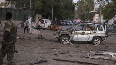 Nigeriya  və Somalidə  bombalı  hücumlar  törədilib