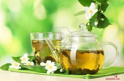 Diqqət: Unutqanlığa qarşı yaşıl çay...