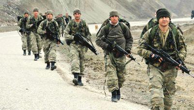 Hakkaridə 3 PKK-çı məhv edilib