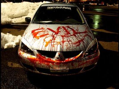 Ölüm arabası (FİLM)