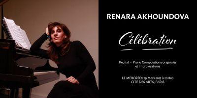 Azərbaycanlı pianoçu Parisdə konsert verəcək