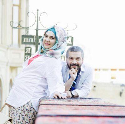 """Mərhum rejissorun xanımı: """"Sənsiz həyatımın mənası yoxdur"""" - FOTO"""
