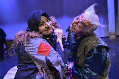 Musiqili Teatrda Beynəlxalq Teatr Günü - FOTOLAR