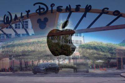 """""""Apple"""" """"Disney""""i 200 milyard dollara almaq istəyir"""