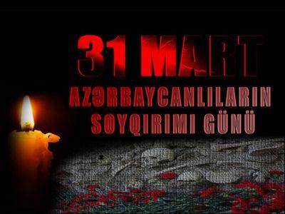 Армянский терроризм, как черный призрак, оставил кровавый след в истории Азербайджана