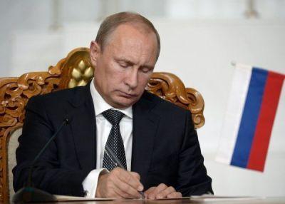 Путин уволил главу ГИБДД и представителя России при ЕСПЧ