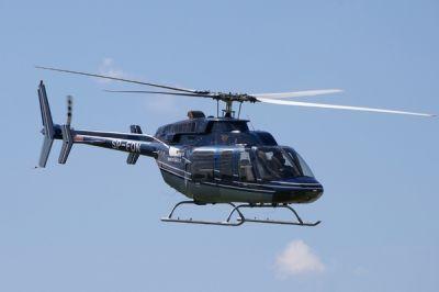 ŞOK: Britaniyada helikopter yoxa çıxıb