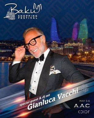 Джанлука Вакки собирается в Баку
