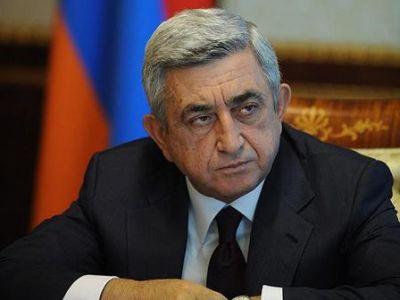"""Sarkisyanın mühafizəsi gücləndirilib - """"Joxovurd"""""""