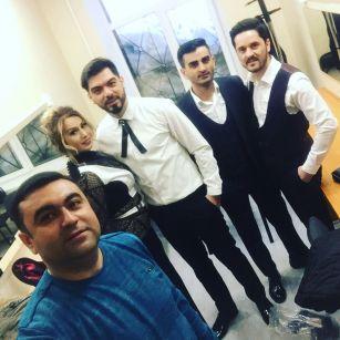 Azərbaycanlı müğənnilər Ufada konsert verdi - FOTOLAR