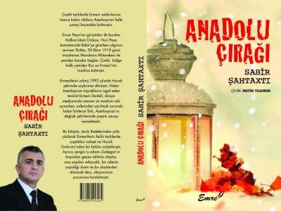 AZƏRTAC-ın xüsusi müxbirinin erməni cinayətlərini ifşa edən kitabı İstanbulda nəşr olunub
