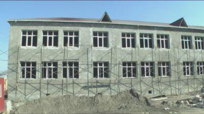 Göygöldə yeni məktəb binaları tikilir
