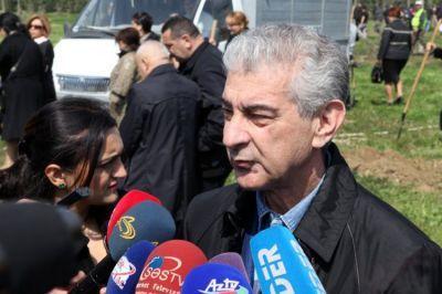 """Əli Əhməov: """"Müxalifətin bu cəhdi də puça çıxacaq"""