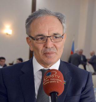 """Əflatun Amaşov: """"Mətbuat Azərbaycanı dünyaya idman ölkəsi kimi tanıtmalıdır"""" AÇIQLAMA"""