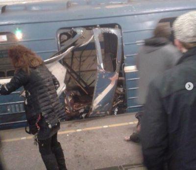 Sankt-Peterburqdakı terror aktının əmrini verən şəxs tapıldı