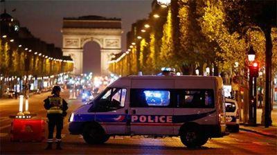 Parisin mərkəzində atışma baş verib, iki polis ölüb - YENİLƏNİB