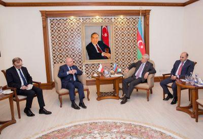 Azərbaycanla Polşa arasında ikitərəfli əməkdaşlıq genişləndirilir