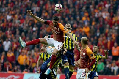 """""""Fənərbaxça"""" """"Qalatasaray""""ı öz meydanında məğlub etdi!"""