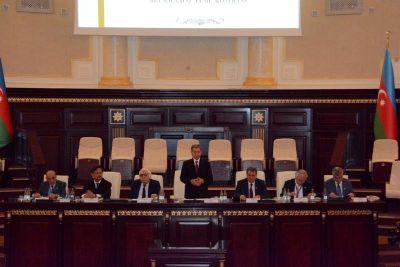 Начала свою работу международная конференция «Агамуса Ахундов и азербайджанская филология»