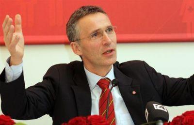 "NATO-nun Baş katibi: ""Biz Suriyada yoxuq"""