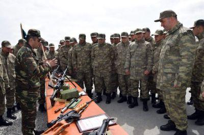 Какие виды вооружения будут использоваться на азербайджано-турецких учениях? - Фотографии