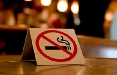 В  фойе Милли Меджлиса запрещено курить