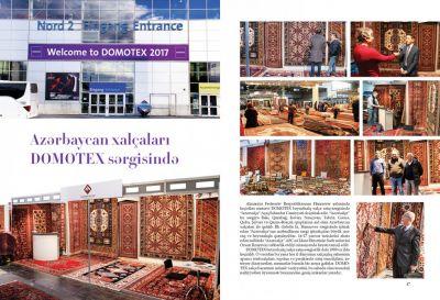 """""""Azərbaycan xalçaları"""" jurnalının 22-ci nömrəsində - FOTOLAR"""