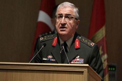 Главнокомандующий турецкой жандармерии прибыл в Баку