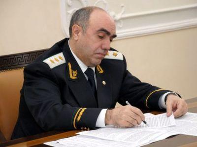 Назначен новый прокурор Баку