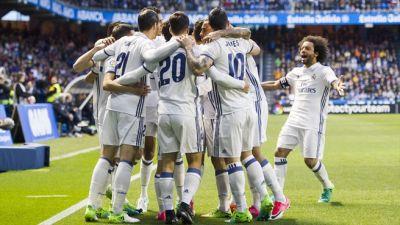 """""""Deportivo"""" - """"Real"""" oyununda 8 qol qeydə alındı"""