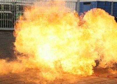Мощный взрыв в аэропорту Дамаска