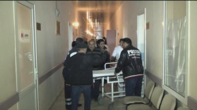 Gəncədə 58 yaşlı kişi qatarın altında qaldı