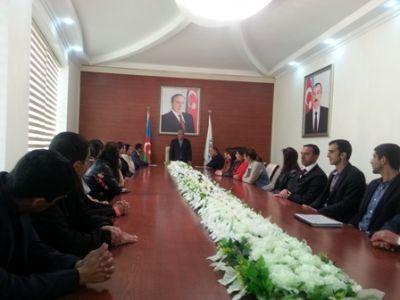 """""""Heydər Əliyev və Azərbaycan təhsili"""""""
