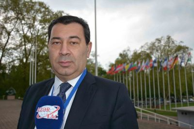 """""""Azərbaycan diasporunun Strasburqdakı aksiyası AŞPA-ya ciddi siqnaldır"""""""