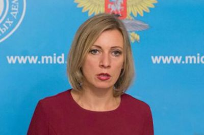 Mariya Zaxarova nazirlərin Moskvada keçiriləcək görüşündən danışdı